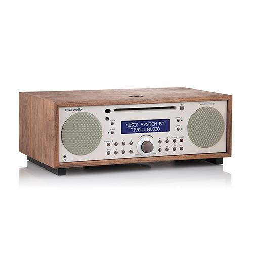 Music System BT (Walnut/Beige-Classic)