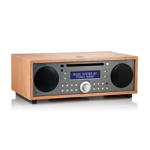 Music System BT (Cherry/Metalic Taupe)